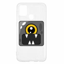 Чохол для Samsung M31 Cute black boss