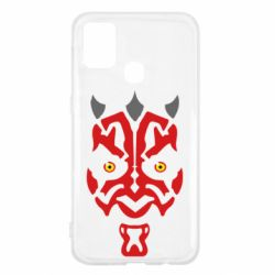 Чохол для Samsung M31 Darth Maul Face