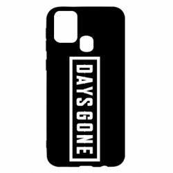 Чохол для Samsung M31 Days Gone color logo