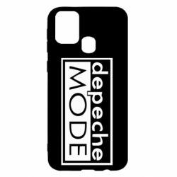 Чохол для Samsung M31 Depeche Mode Rock