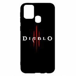 Чехол для Samsung M31 Diablo 3
