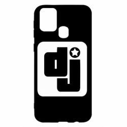Чехол для Samsung M31 DJ star