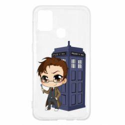 Чохол для Samsung M31 Doctor who is 10 season2
