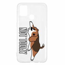 Чехол для Samsung M31 Dog not today