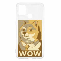 Чохол для Samsung M31 Doge wow meme