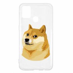 Чохол для Samsung M31 Doge