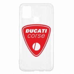 Чехол для Samsung M31 Ducati Corse
