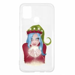 Чехол для Samsung M31 Elf girl