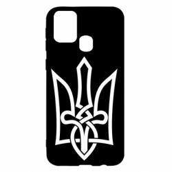 Чехол для Samsung M31 Emblem 22