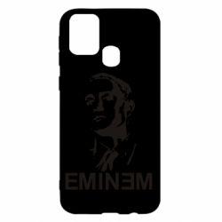 Чехол для Samsung M31 Eminem Logo