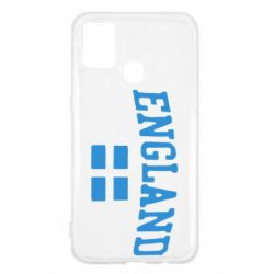 Чохол для Samsung M31 England