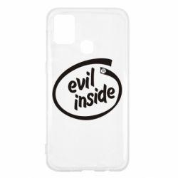Чохол для Samsung M31 Evil Inside