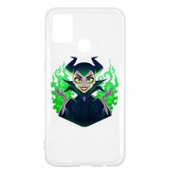Чехол для Samsung M31 Evil Maleficent