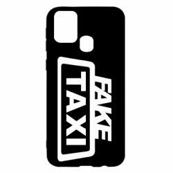 Чохол для Samsung M31 Fake Taxi