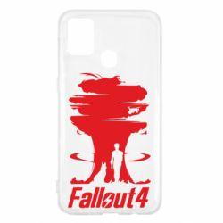 Чехол для Samsung M31 Fallout 4 Art