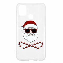 Чохол для Samsung M31 Fashionable Santa
