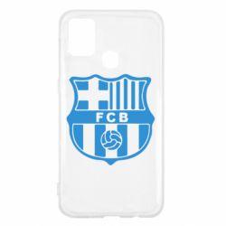 Чехол для Samsung M31 FC Barcelona