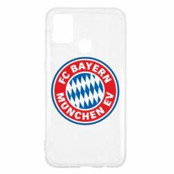 Чохол для Samsung M31 FC Bayern Munchen