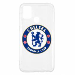 Чехол для Samsung M31 FC Chelsea