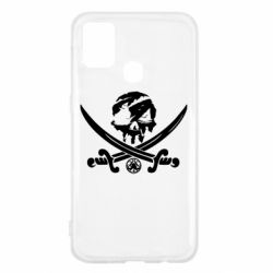 Чохол для Samsung M31 Flag pirate