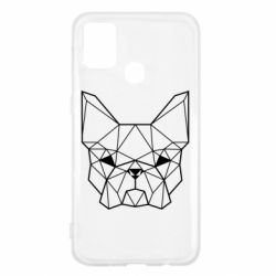 Чехол для Samsung M31 French Bulldog Art