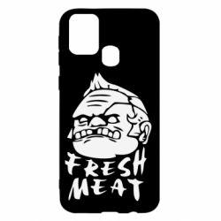 Чехол для Samsung M31 Fresh Meat Pudge