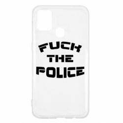 Чохол для Samsung M31 Fuck The Police До біса поліцію