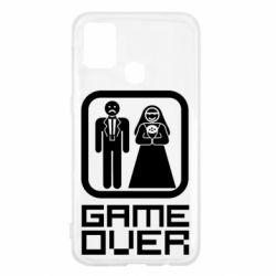 Чехол для Samsung M31 Game Over