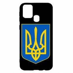 Чехол для Samsung M31 Герб неньки-України