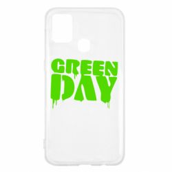 Чехол для Samsung M31 Green Day