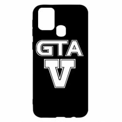 Чехол для Samsung M31 GTA 5