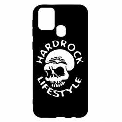 Чохол для Samsung M31 Hardrock lifestyle