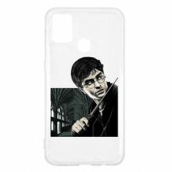 Чехол для Samsung M31 Harry Potter