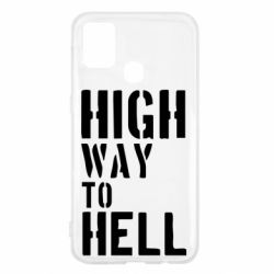 Чехол для Samsung M31 High way to hell