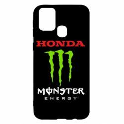 Чехол для Samsung M31 Honda Monster Energy