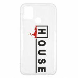Чехол для Samsung M31 House