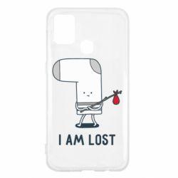 Чохол для Samsung M31 I am lost
