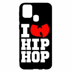 Чехол для Samsung M31 I love Hip-hop Wu-Tang