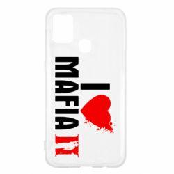 Чехол для Samsung M31 I love Mafia 2