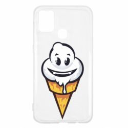 Чохол для Samsung M31 Ice cream graffiti