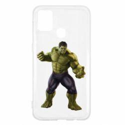 Чохол для Samsung M31 Incredible Hulk 2