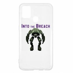 Чехол для Samsung M31 Into the Breach roboi