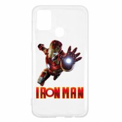 Чохол для Samsung M31 Iron Man 2