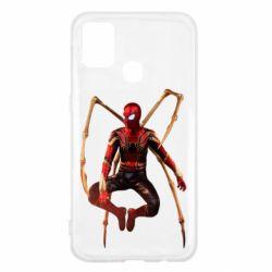 Чохол для Samsung M31 Iron man spider