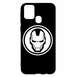 Чохол для Samsung M31 Iron man symbol