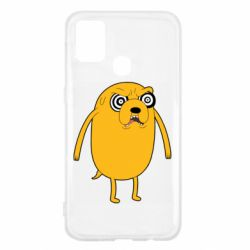 Чохол для Samsung M31 Jake from  Adventure Time