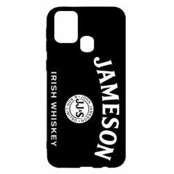 Чохол для Samsung M31 Jameson Whiskey