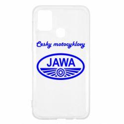Чохол для Samsung M31 Java Cesky Motocyclovy