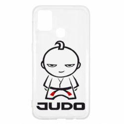 Чохол для Samsung M31 Judo Fighter
