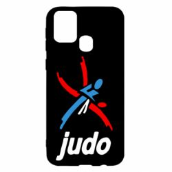 Чохол для Samsung M31 Judo Logo